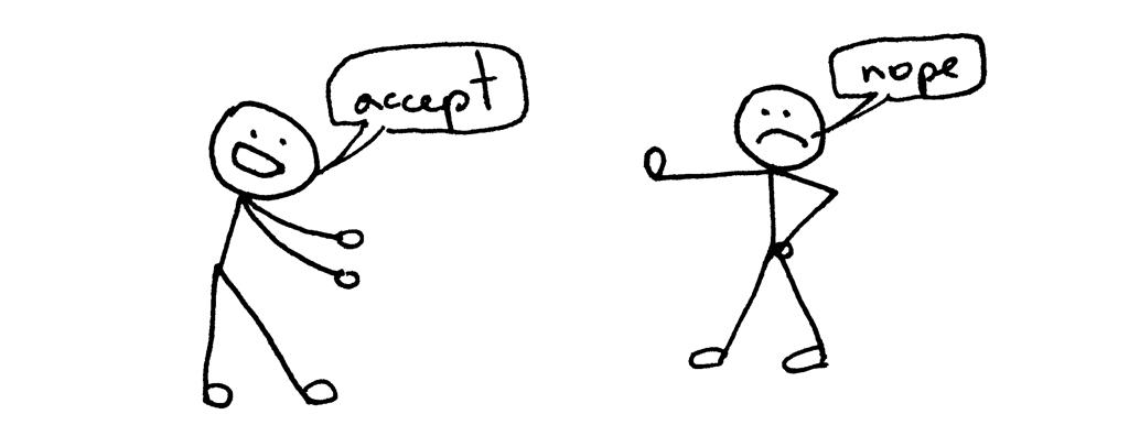accept调用被中断